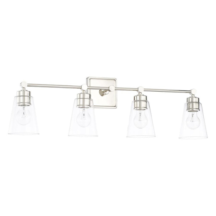 Capital 4 Light Vanity | 121841PN-432