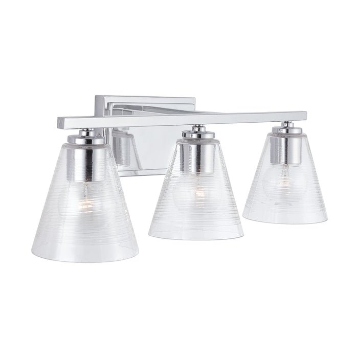 Capital 3 Light Vanity | 138333CH-493