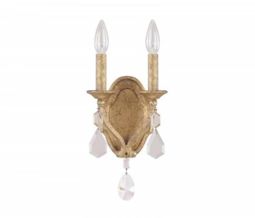 Capital 2 Light Sconce | 1617AG-CR