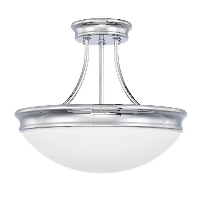 Capital 3 Light Semi-Flush | 2037CH
