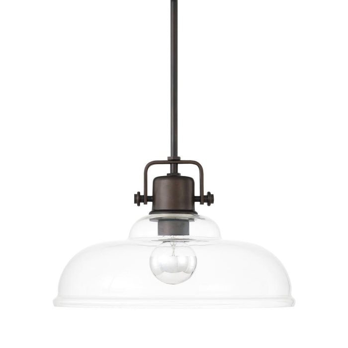 Capital 1 Light Pendant | 319911BB
