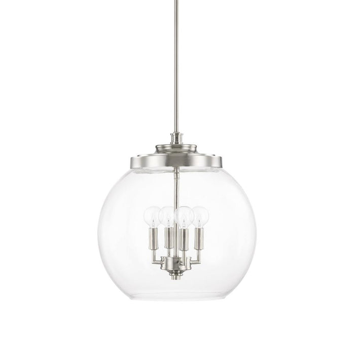 Capital 4 Light Pendant | 321142PN