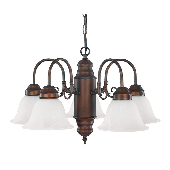 Capital 5 Light Chandelier | 3255BB-118