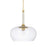 Capital 1 Light Pendant | 325811WP-438