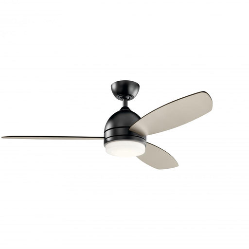 Kichler 52 Inch Vassar Fan LED | 330002SBK