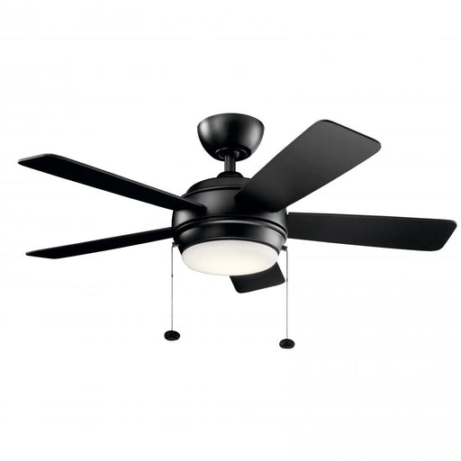 Kichler 42 Inch Starkk Fan LED | 330171SBK