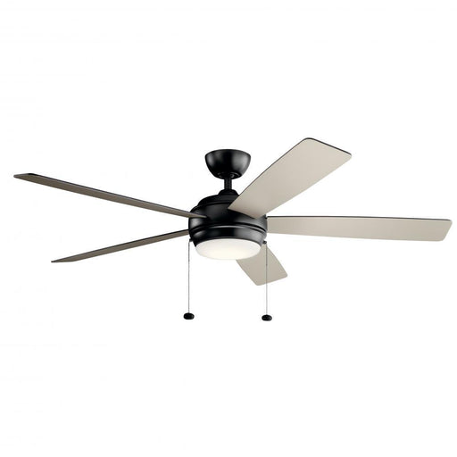 Kichler 60 Inch Starkk Fan LED | 330180SBK