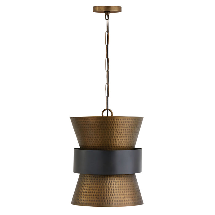 Capital 1 Light Pendant | 330416PZ