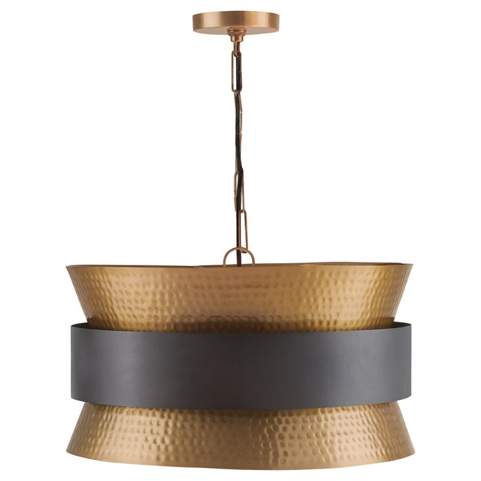 Capital 4 Light Pendant | 330446PZ