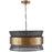 Capital 4 Light Pendant | 330447PK