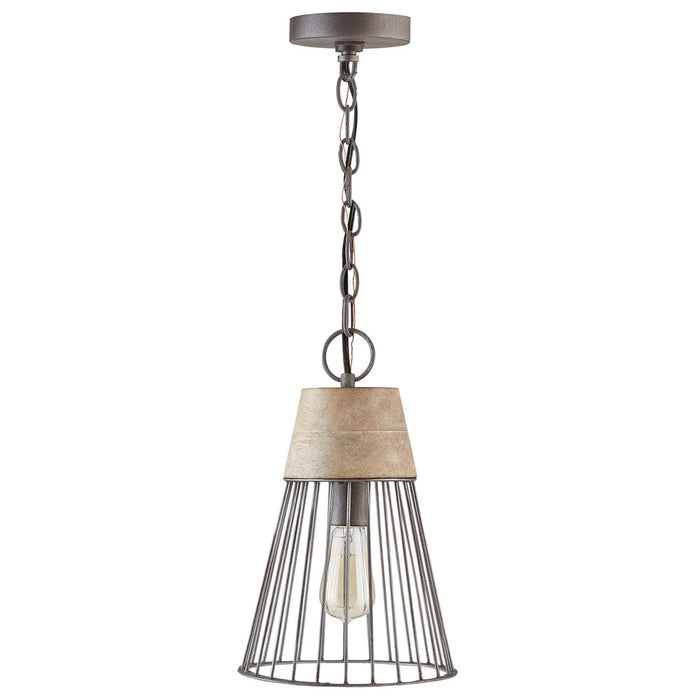 Capital 1 Light Pendant | 330513UW