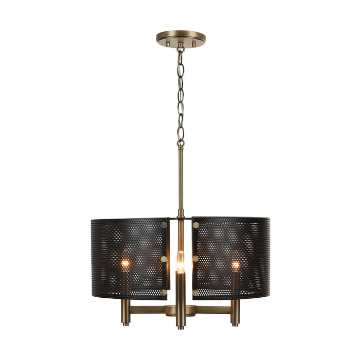 Capital 4 Light Pendant | 331241AB