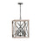 Capital 4 Light Pendant | 340441WN