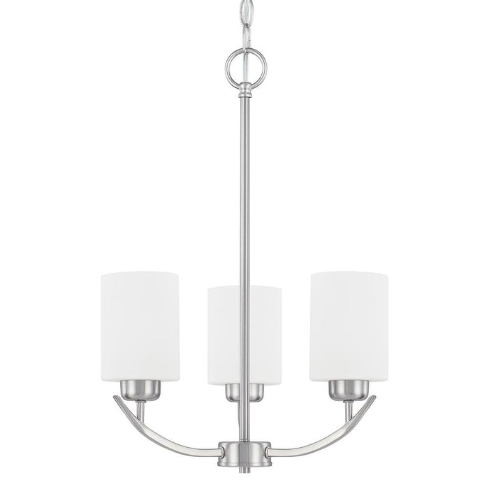 Capital 3 Light Chandelier | 415231BN-338