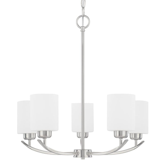 Capital 5 Light Chandelier | 415251BN-338