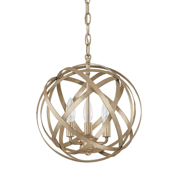 Capital 3 Light Pendant | 4233WG