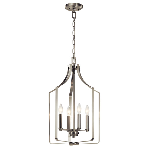 Kichler Mini Chandelier 4Lt | 42496NI