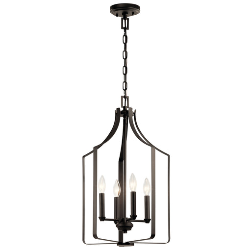 Kichler Mini Chandelier 4Lt | 42496OZ