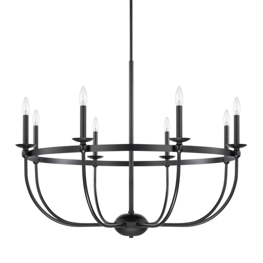 Capital 8 Light Chandelier | 425181MB
