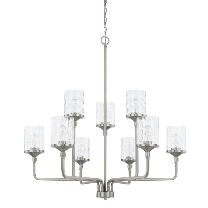 Capital 9 Light Chandelier | 428891BN-451