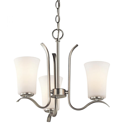 Kichler Mini Chandelier 3 Lights LED | 43073NIL18