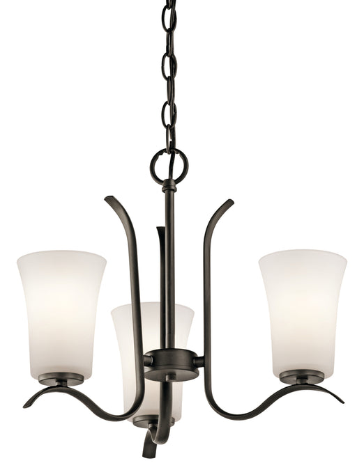 Kichler Mini Chandelier 3 Lights | 43073OZ