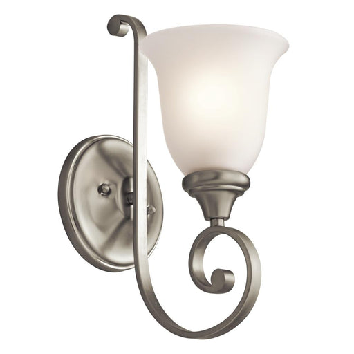 Kichler Wall Sconce 1 Light LED | 43170NIL18
