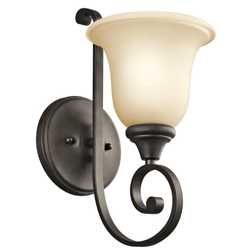 Kichler Wall Sconce 1 Light LED | 43170OZL18