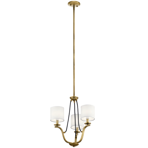 Kichler Mini Chandelier 3 Lights | 43531NBR