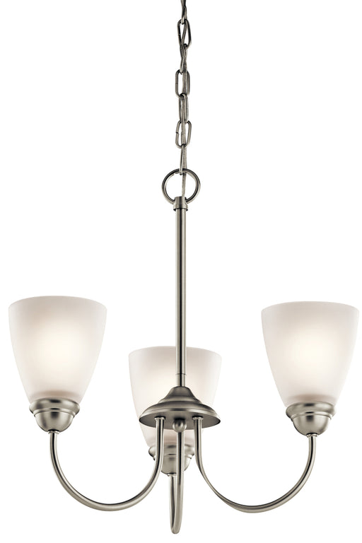Kichler Mini Chandelier 3 Lights | 43637NI