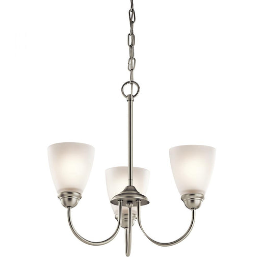 Kichler Mini Chandelier 3 Lights LED | 43637NIL18