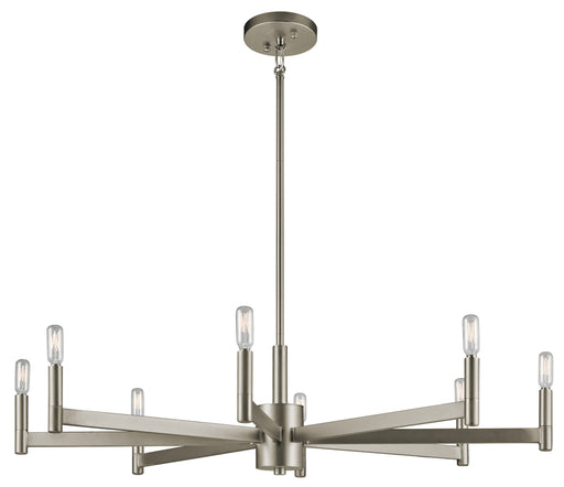 Kichler Chandelier 8 Lights | 43857SN