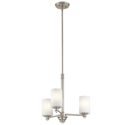 Kichler Mini Chandelier 3 Lights LED | 43922NIL18