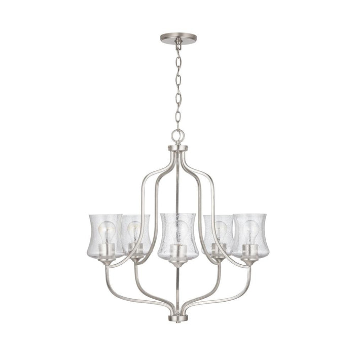Capital 5 Light Chandelier | 439251BN-499