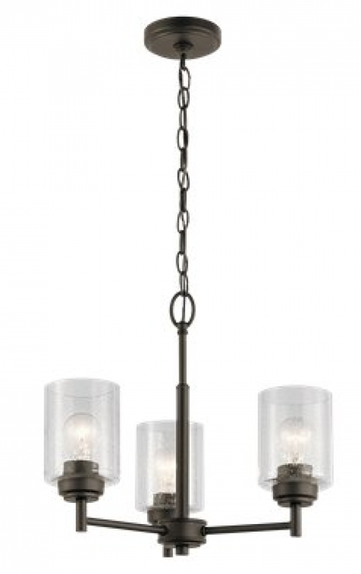 Kichler Mini Chandelier 3 Lights | 44029OZ
