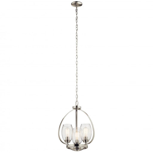Kichler Mini Chandelier 3 Lights | 44059NI