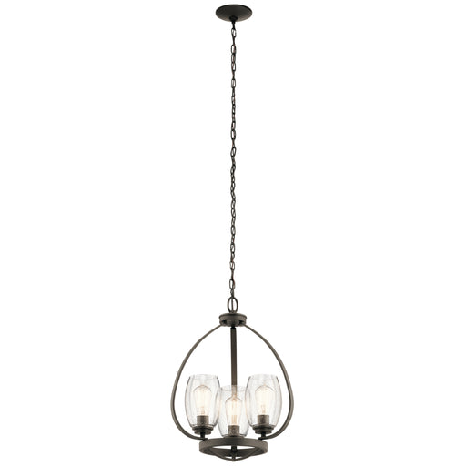 Kichler Mini Chandelier 3 Lights | 44059OZ