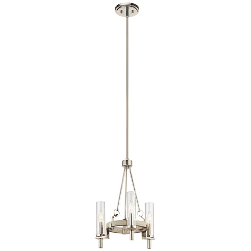 Kichler Mini Chandelier 3 Lights | 44286WWW