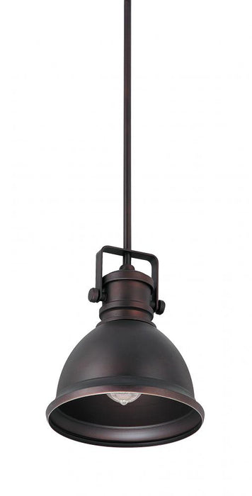 Capital 1 Light Pendant | 4431BB