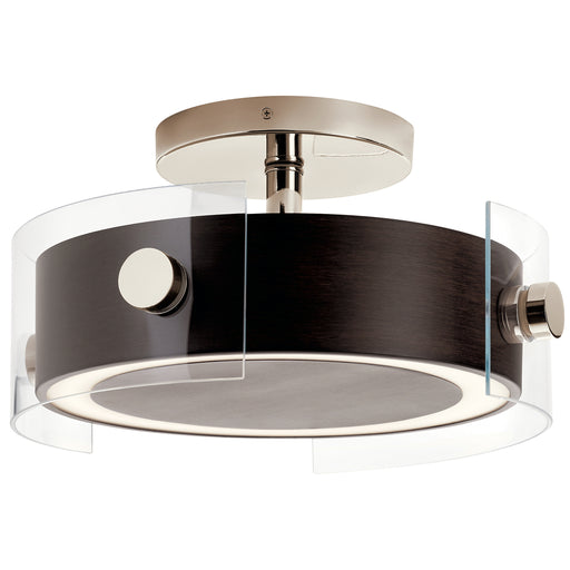Kichler Semi Flush LED | 44342WNWLED