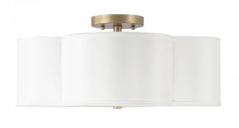 Capital 4 Light Semi-Flush | 4453BG-561
