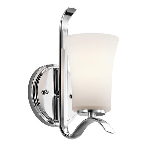 Kichler Wall Sconce 1 Light LED | 45374CHL18