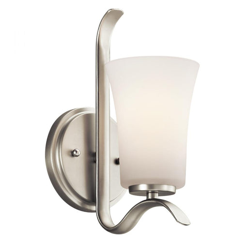 Kichler Wall Sconce 1 Light LED | 45374NIL18