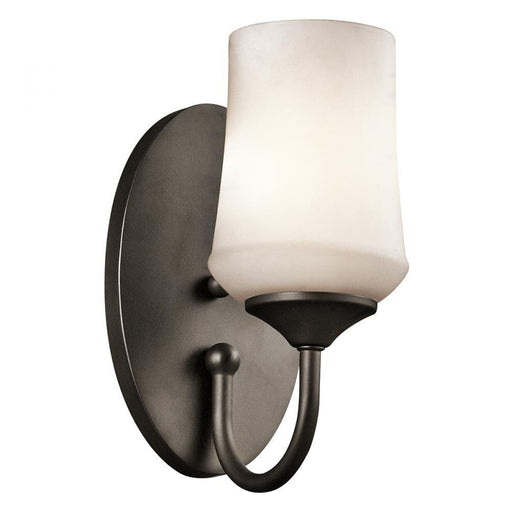 Kichler Wall Sconce 1 Light LED | 45568OZL18