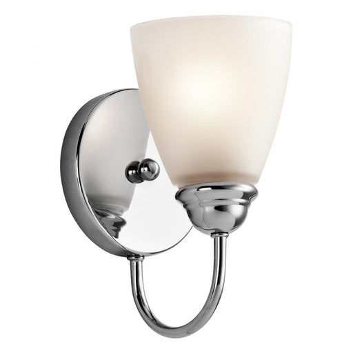 Kichler Wall Sconce 1 Light LED | 45637CHL18