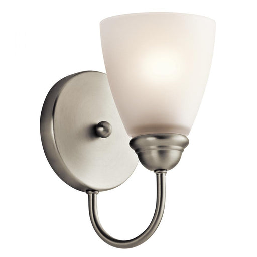 Kichler Wall Sconce 1 Light LED | 45637NIL18