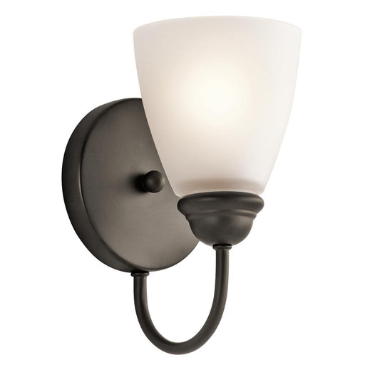 Kichler Wall Sconce 1 Light LED | 45637OZL18