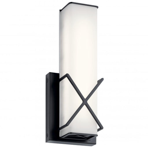 Kichler Wall Sconce LED | 45656MBKLED