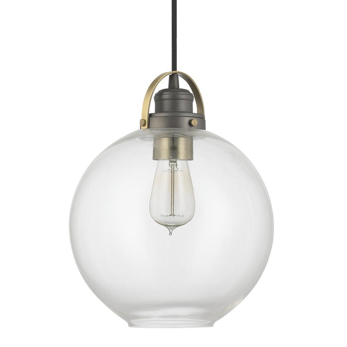 Capital 1 Light Pendant | 4641GA-136