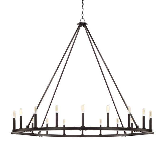 Capital 20 Light Chandelier | 4913BI